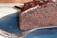 Greek chocolate pie