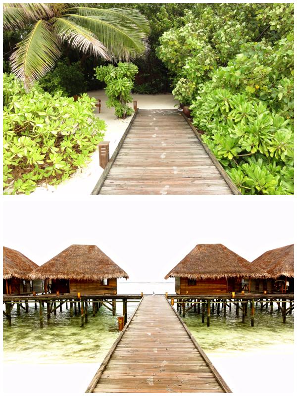 Conrad Rangali water villas