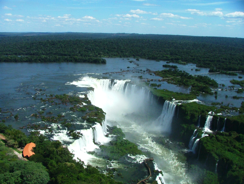 Iguazu Falls Helicopter Tour