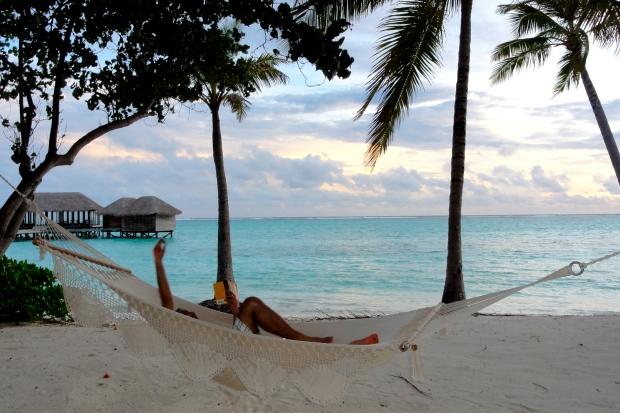 Maldives: Refresh on the hammock