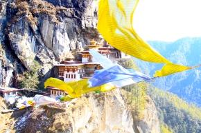 Tiger Monastery/ Taktsang Monastery Bhutan