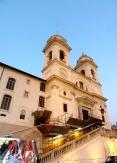 Trinita dei Monti Rome