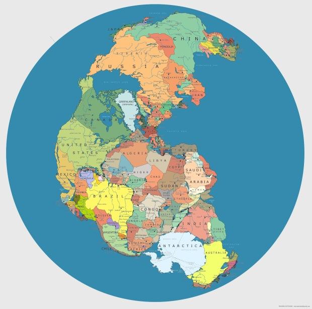 Pangea (pic from eatrio.net)