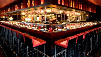 L'Atelier de Joel Robuchon (pic from restaurant website)