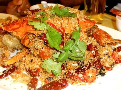 Seafood at Chuen Kee in Sai Kung Hong Kong