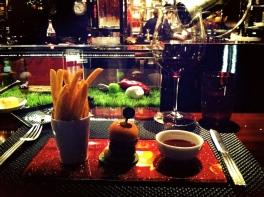 Le Burger L'atalier De Joel Robuchon Hong Kong