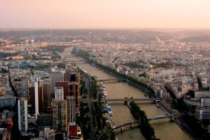 Parisian vista