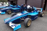 Formula Ford car