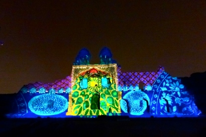 Sound & Light show 2