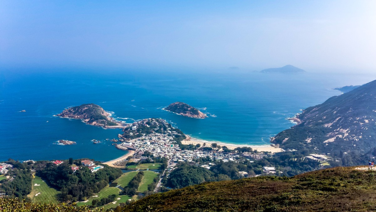 Dragons Back And Lessons On What Not To Do When Hiking In Hong Kong - Hong-kong-villa-located-in-shek-o