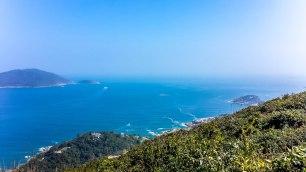 Views along Dragons Back hike