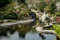 Nan Lian Garden - Waterfall