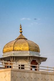 Agra Fort Musamman Burj