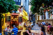 Jewish quarter Seville
