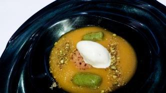 Gaggan mango dessert