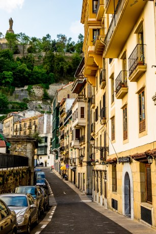 San Sebastian - Monte Urgull