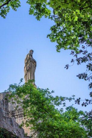 Christ on Monte Urgull
