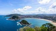 Vistas of Conxa beach