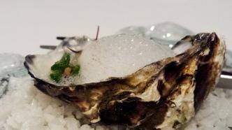 Gaggan oyster