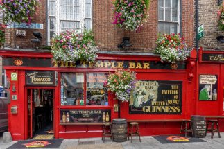 Bar in Temple Bar
