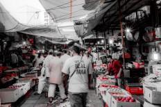 Fruit wholesale market, Crawford Market, Mumbai
