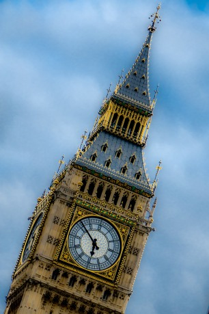 Big Ben, Elizabeth Tower