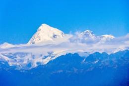 Snowcapped Himalayas