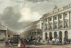 Regent Street, 1837