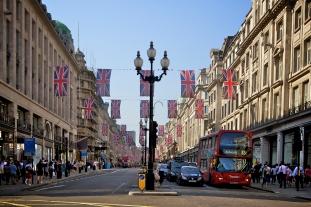 Regent Street, 2011