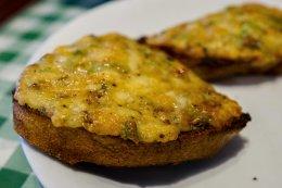 Chilli Cheese Toast Dishoom