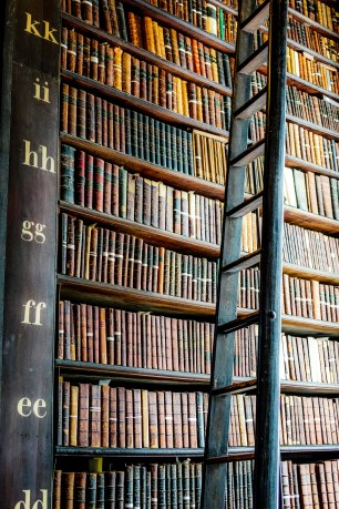 Old Library Trinity College
