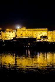 Udaipur Moonrise 2
