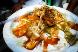 Ppari Chaat Delhi street food