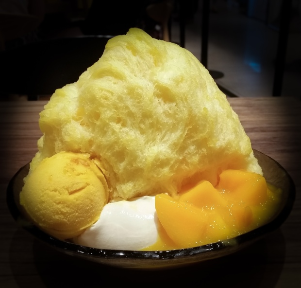 Mango Delight at Ice Monster